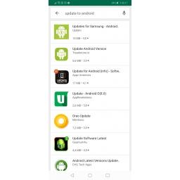 Android vest Lažne aplikacije obećavaju da će ažururati vaš Android a umesto toga vas bombarduju reklamama