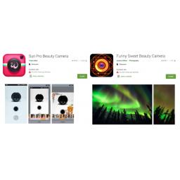 Android vest U Play prodavnici pronađene aplikacije za selfi koje snimaju zvuk bez dozvole korisnika i prikazuju reklame preko celog ekrana